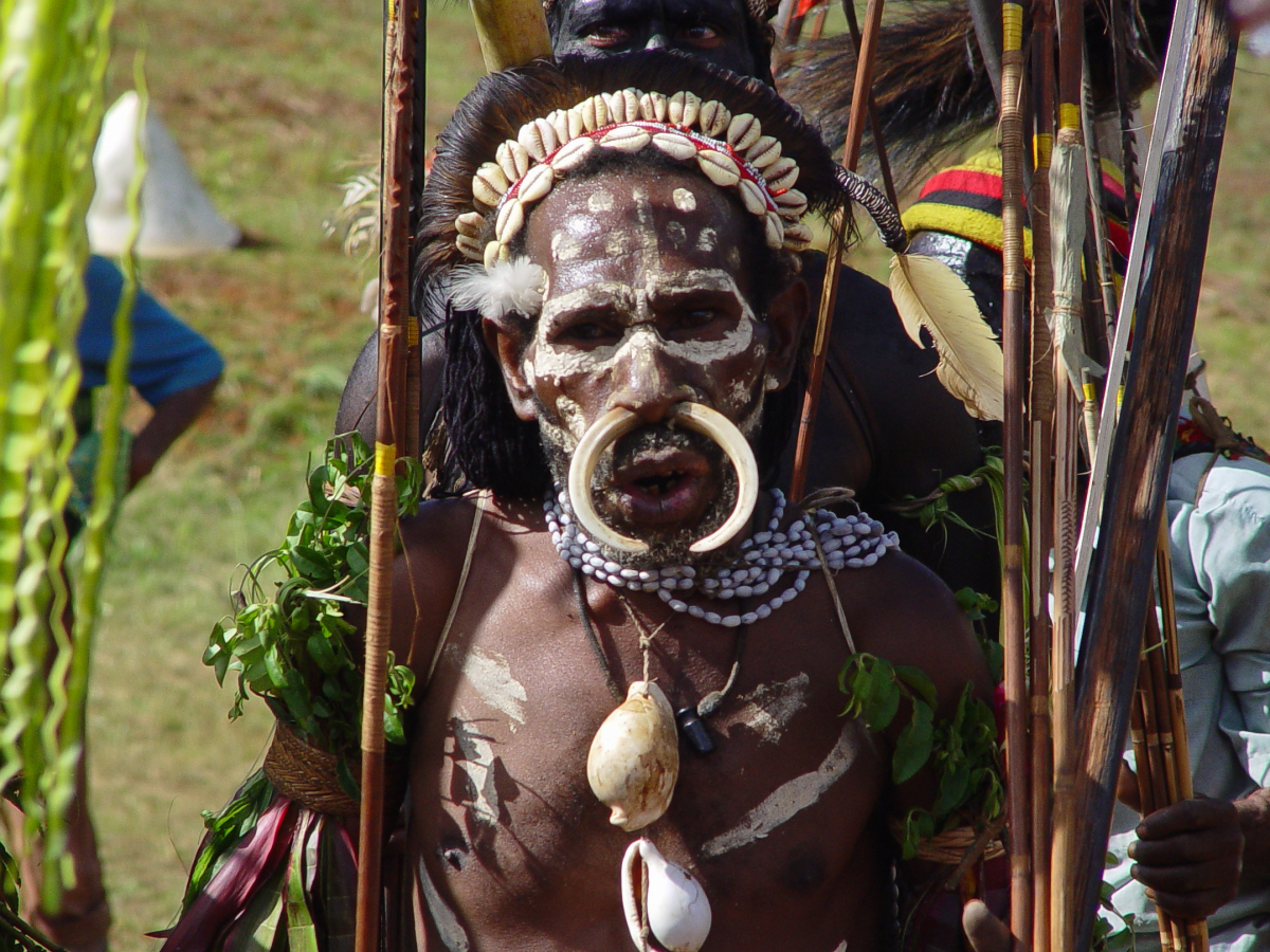 Papua New Guinea travel photos by Hurricane Images Inc.